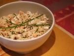 100128 Salade de semoule à la laitance de poisson (Copier)