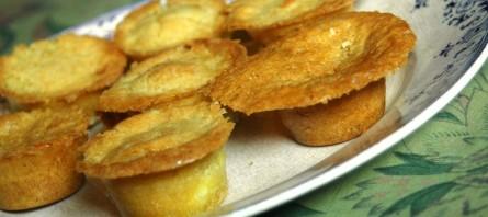 100401 Petits gâteaux aux kiwis (Copier)
