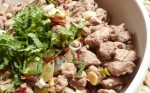 100605 Salade de veau thaie