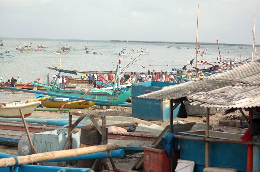 110729 Jimbaran, Bali, de la mer à l'assiette (2)